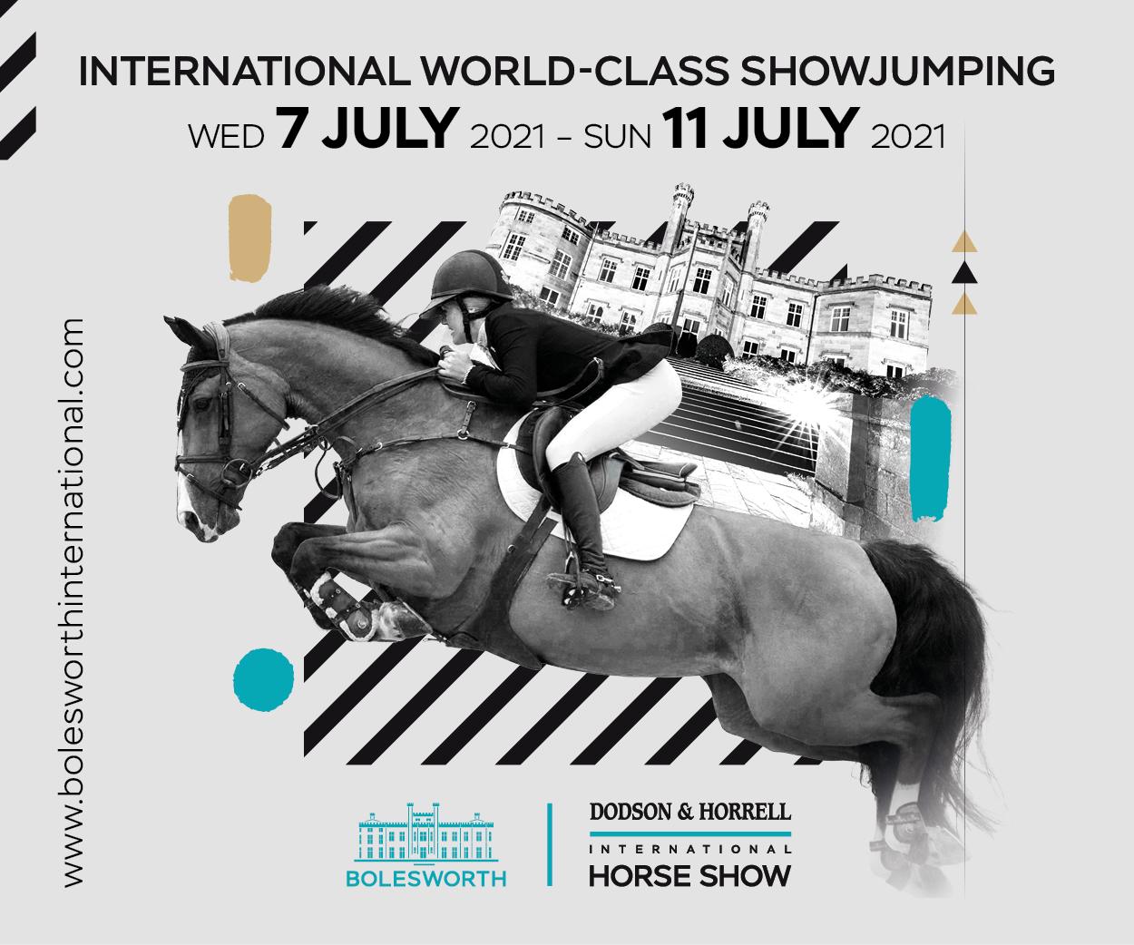 Bolesworth 2021 (Lancashire Horse)